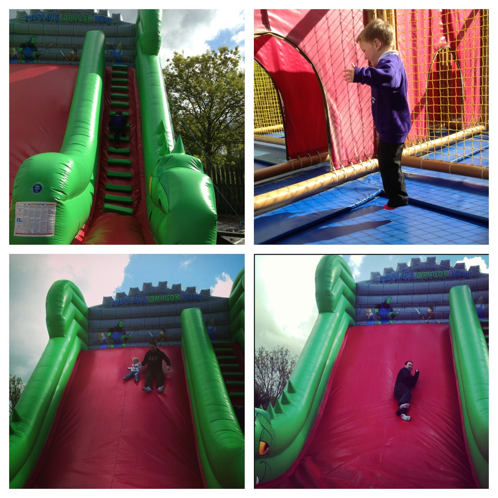 Inflatable Slide Bournemouth: Active Playtime