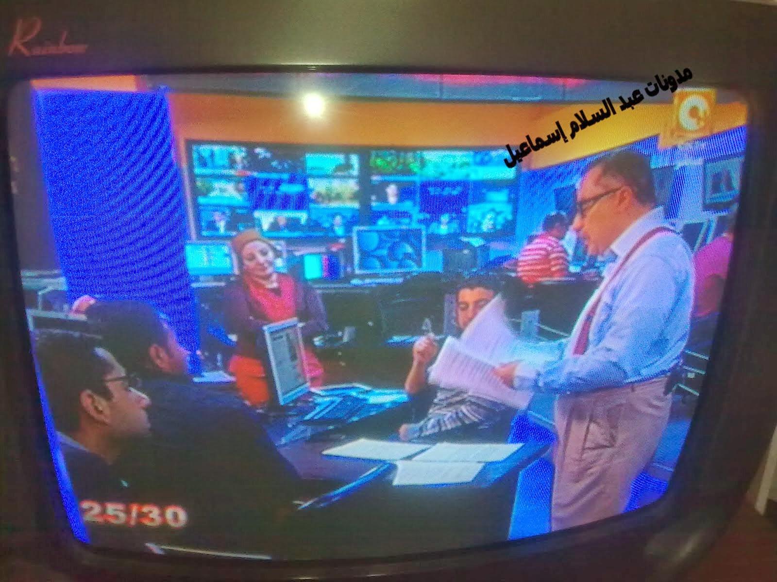"""إبراهيم عيسي في برنامج """"25/30"""" علي شاشة ON tv"""