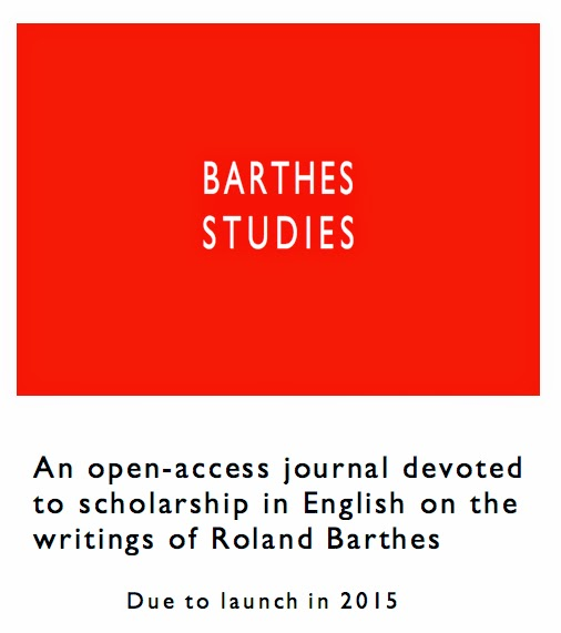 Barthes Studies