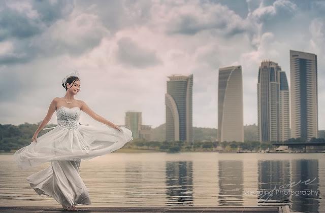 amazing walking on water
