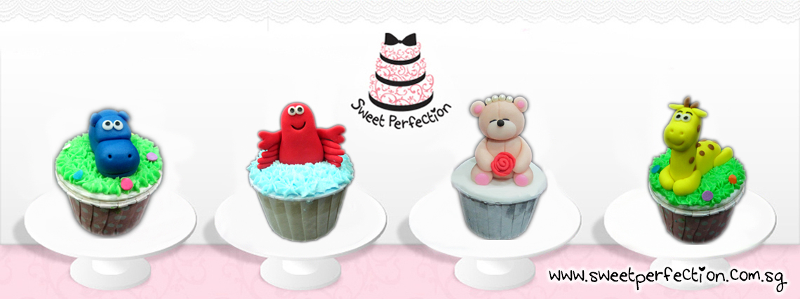 Sweet Perfection Cupcakes Gallery