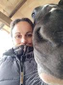 Kira and me