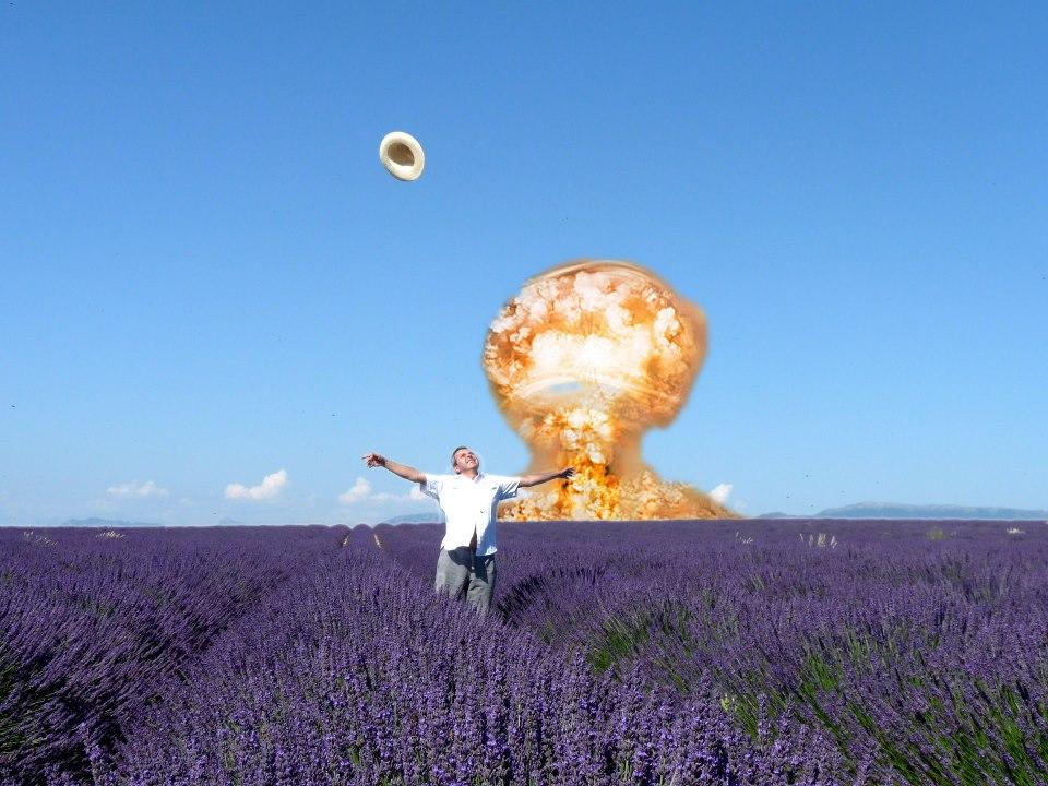 nuclearizzare la provenza