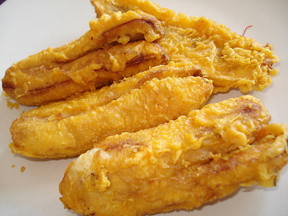 Fried Bananas ( Pisang Goreng )