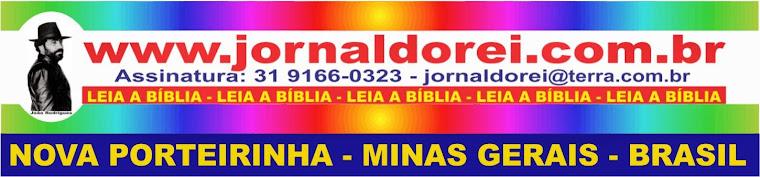 Jornal do Rei Nova Porteirinha MG