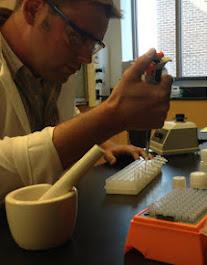 Brandon Lind (ILS Ph.D. student)