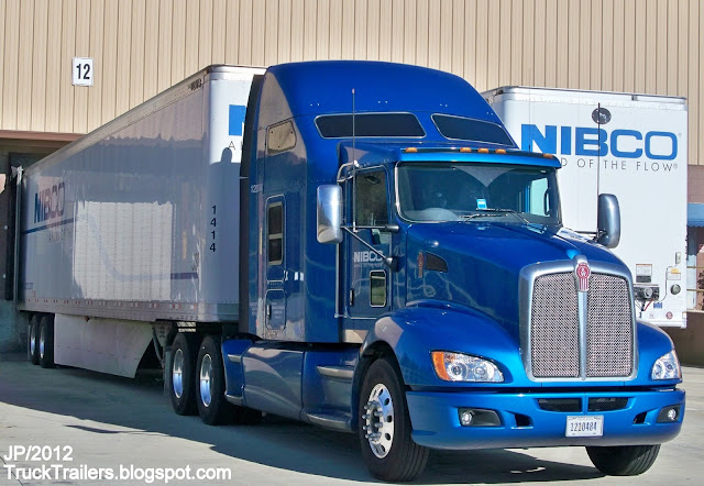 Parts Of A Tractor Trailer : Truck trailer transport express freight logistic diesel