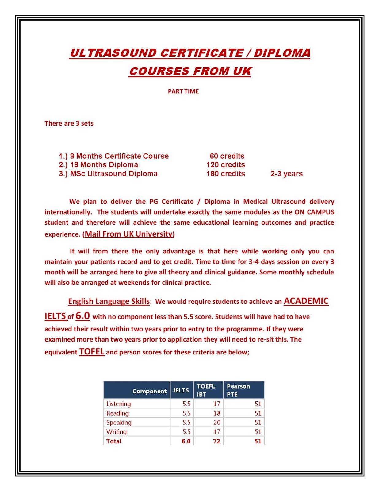 YAISHWARYAJ: {Awareness} Ultrasound Certificate / Diploma Courses ...
