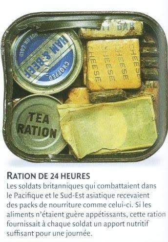 Mai : commémoration aux repas durant la seconde guerre mondiale