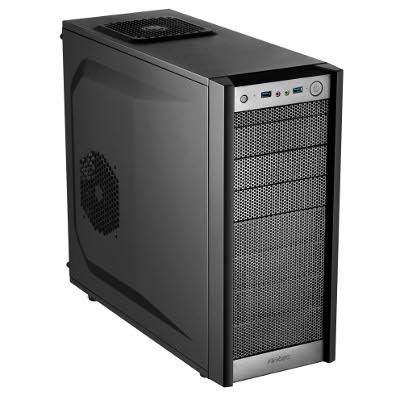 Antec One Mid-Tower Gaming Case Review screenshot 1