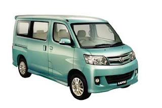 Daftar Harga Mobil Daihatsu Terbaru 2013 Model-Lengkap
