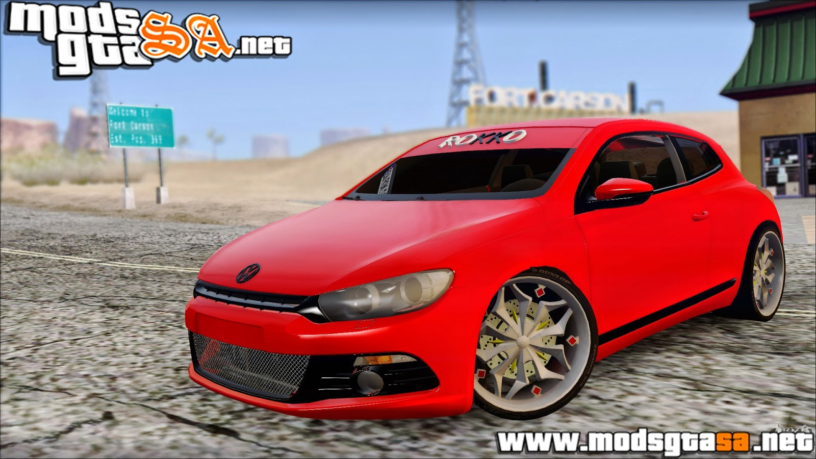 SA - Vw Scirocco Soft Tuning
