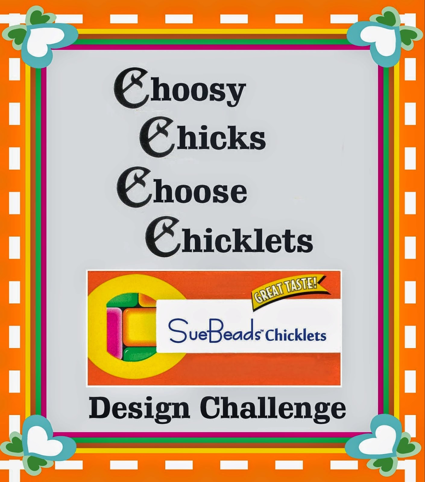 Chicklets Design Challenge