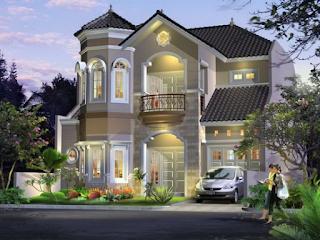 Gambar Desain Rumah Mewah Minimalis Terbaru