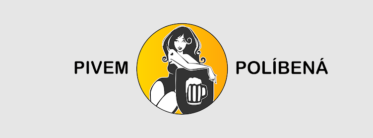 Pivem políbená