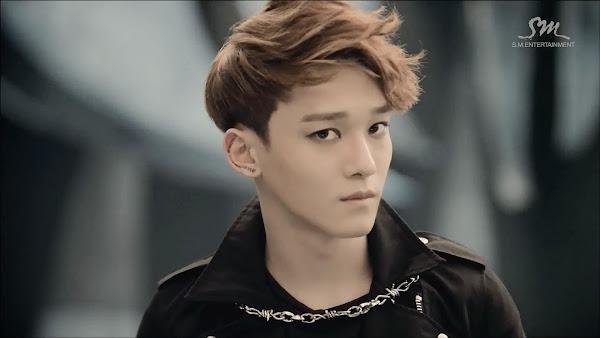 EXO Wolf Chen