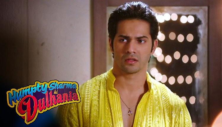 Varun Dhawan - Humpty Sharma Ki Dulhania