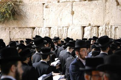 tempio di Gerusalemme - Muro del pianto