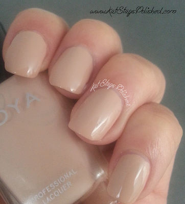 Zoya Naturel 2014 Collection - Taylor