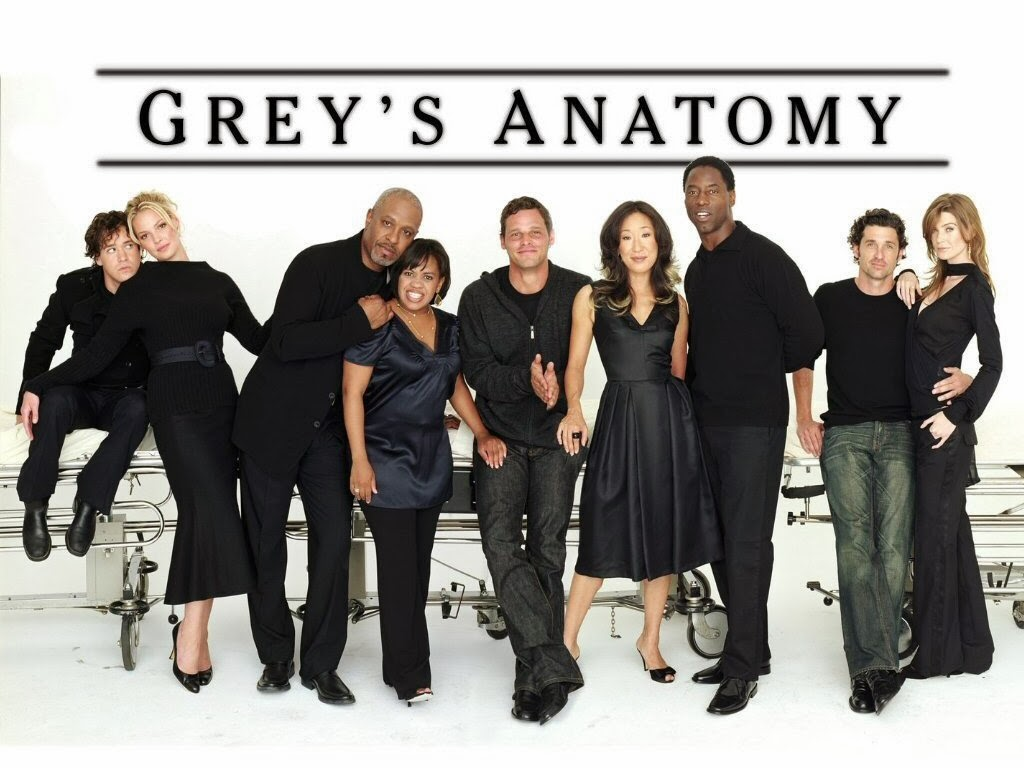 Greys Anatomy Posters Tv Series All Poster
