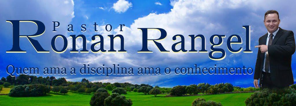 Pastor Ronan Rangel