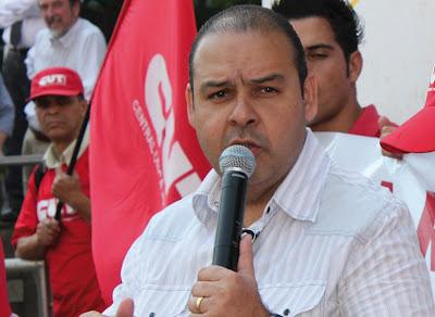 Vagner Freitas, Presidente da CUT - Um Asno