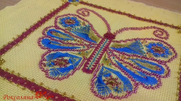 Butterfly:      шовчики