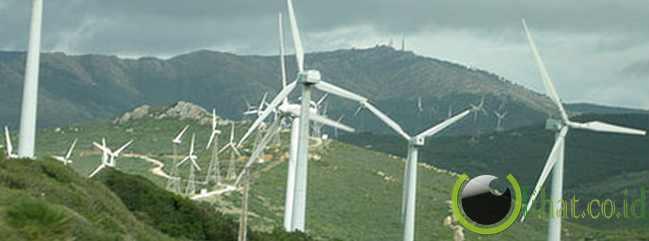 Spanyol Energi Tenaga Angin