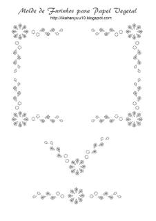 gráfico papel vegetal