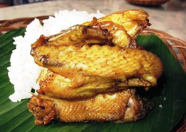 Resep Ayam Goreng Bubuk Gurih Lezat Paling Gampang