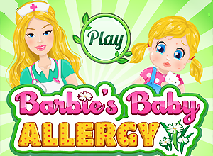 Barbie's Baby Allergy