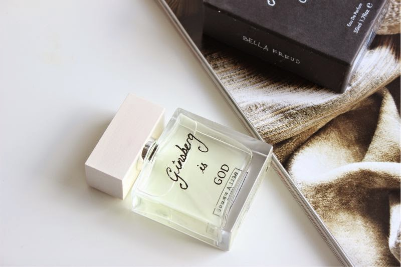Bella Freud Ginsberg is God Eau de Parfum