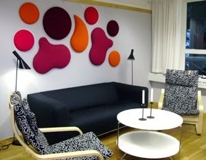 Vintage home decora las paredes de tu sala for Decorando mi sala