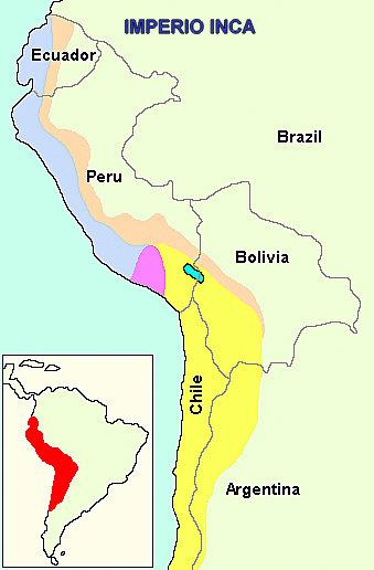El Imperio Inca o Tahuantinsuyo Imperio+inca+1