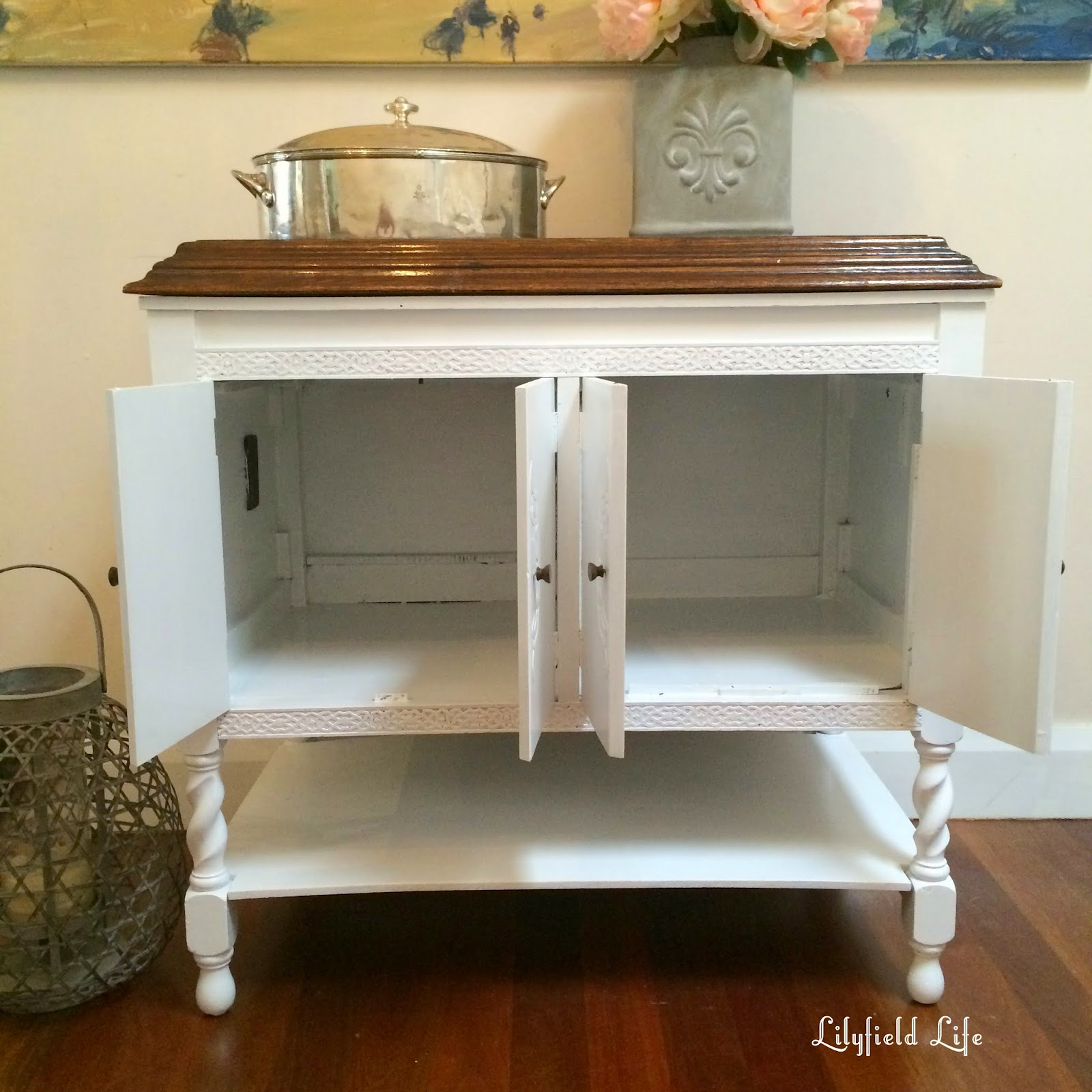 hand painted furniture sydney Lilyfield Life