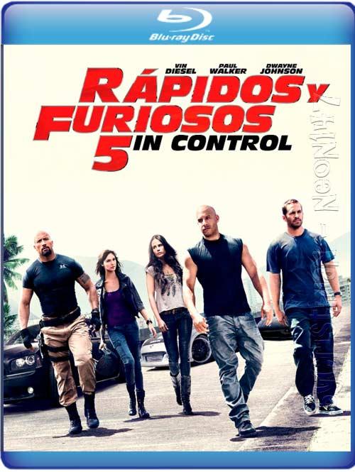 Rápidos y furiosos 5in control (Español Latino) (BRrip) (Audio AC3 5.1) (2011)