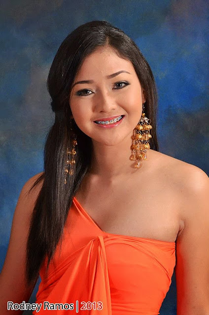 Princess Mae Ybañez Miss Bogo Tourism 2013