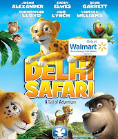 Delhi Safari Blu-ray Review