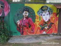 Art at Melaka