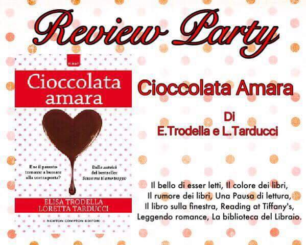 Review Party: Cioccolata amara