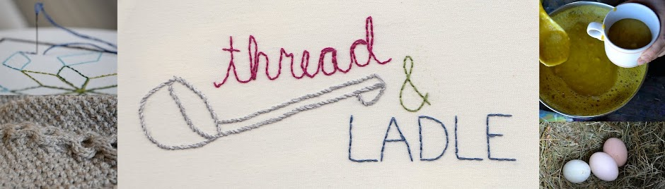 Thread and Ladle