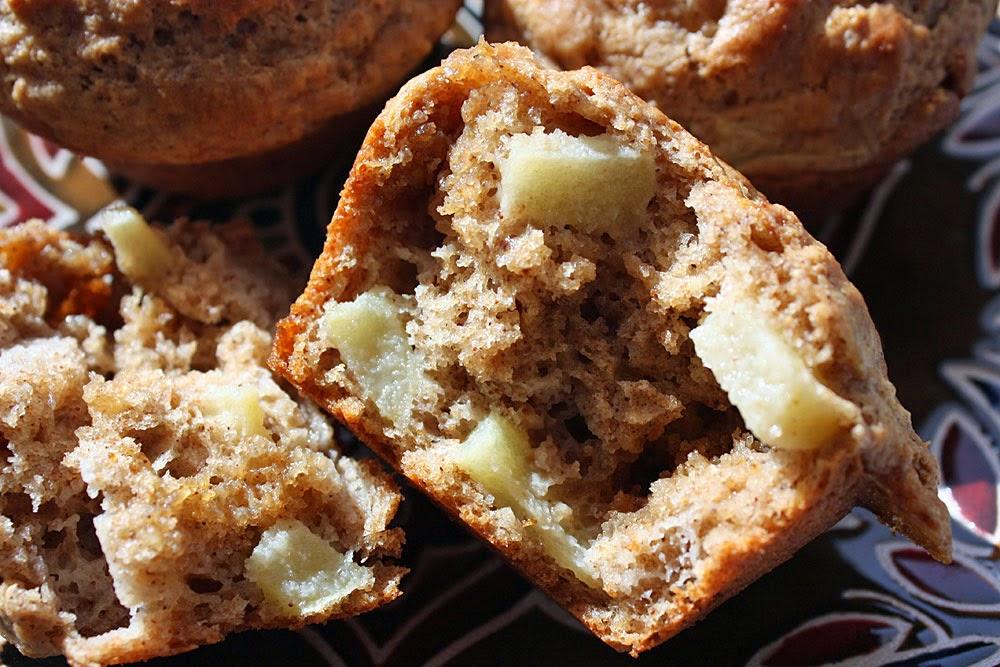 Wholegrain muffins