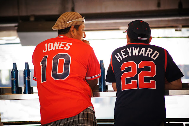 major league baseball fans