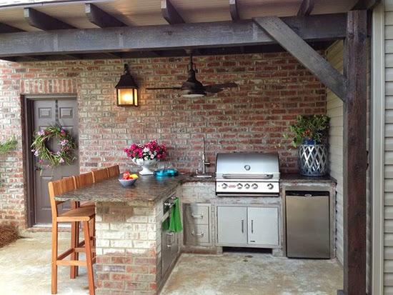 Insp Rate Cocinas Al Aire Libre Tr S Studio Blog De