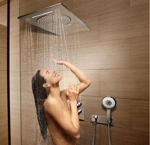 grohe spa rainshower f series revealed design home interiors. Black Bedroom Furniture Sets. Home Design Ideas