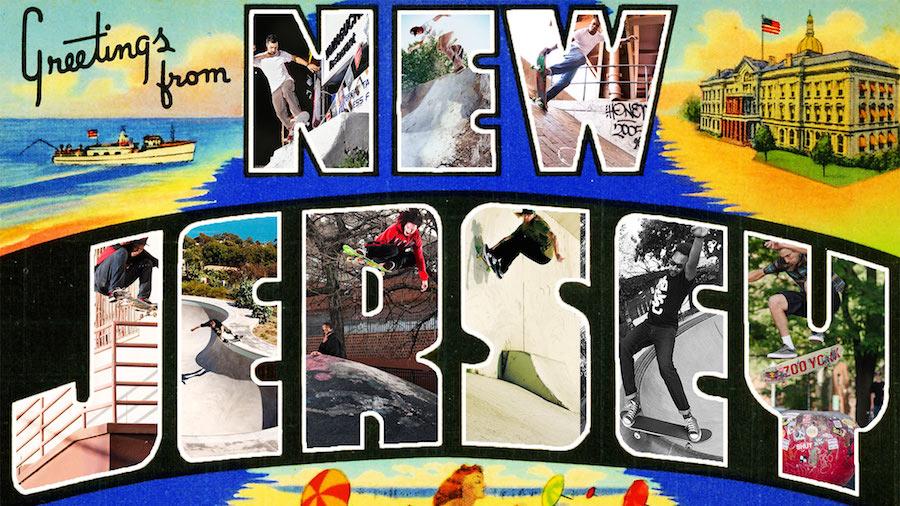New Jersey Skateparks
