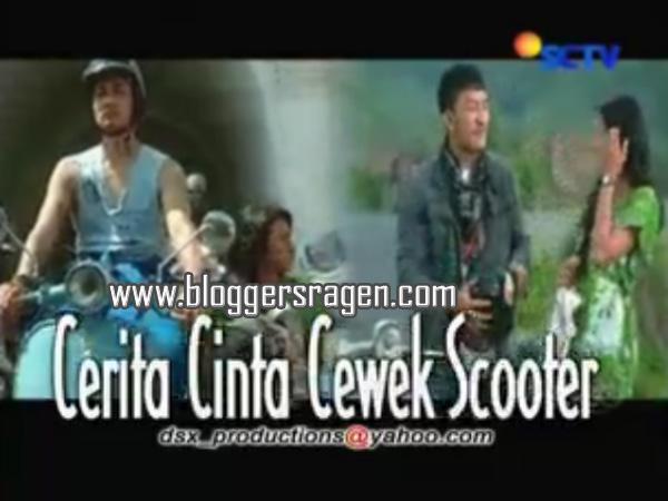 Cerita Cinta Cewek Scooter Film