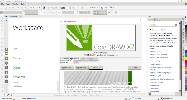 CorelDRAW Graphics Suite X7 v17 Full Crack. corel draw cracked version.