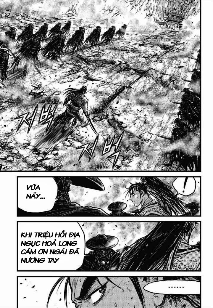 Hiệp Khách Giang Hồ chap 465 page 26 - IZTruyenTranh.com