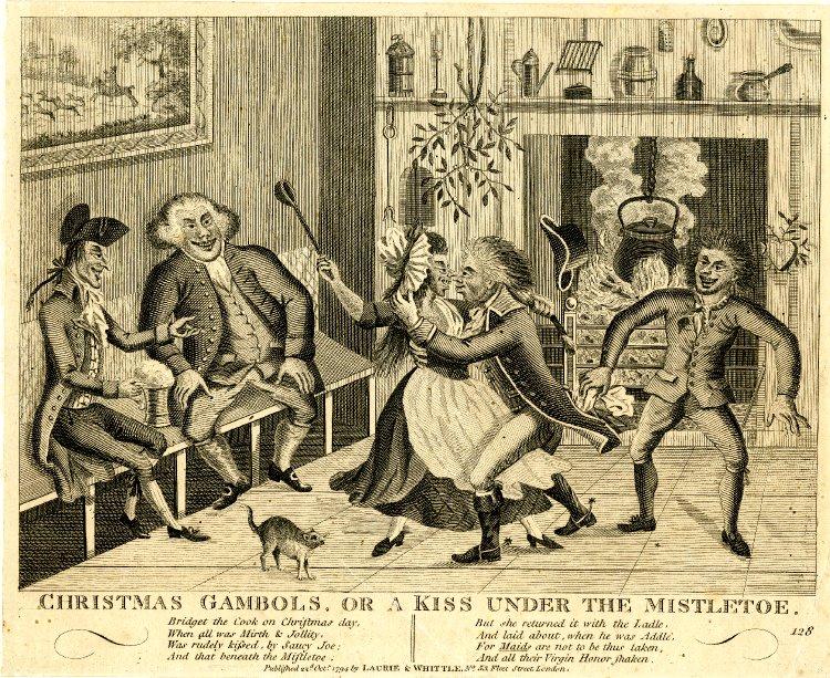 Sew 18th Century: Happy Christmas!